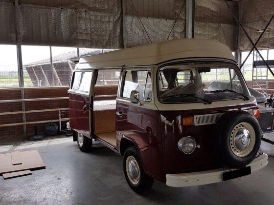 Opbergkast VW bus
