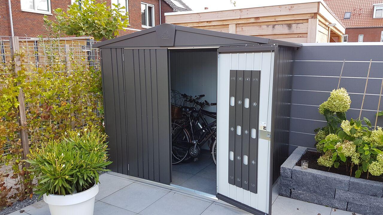biohort berging timmerbedrijf van der meij regio zuid. Black Bedroom Furniture Sets. Home Design Ideas